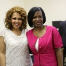 Jean and Dr. Yvonne Lewis General Manager of Dare to Dream Urban Network
